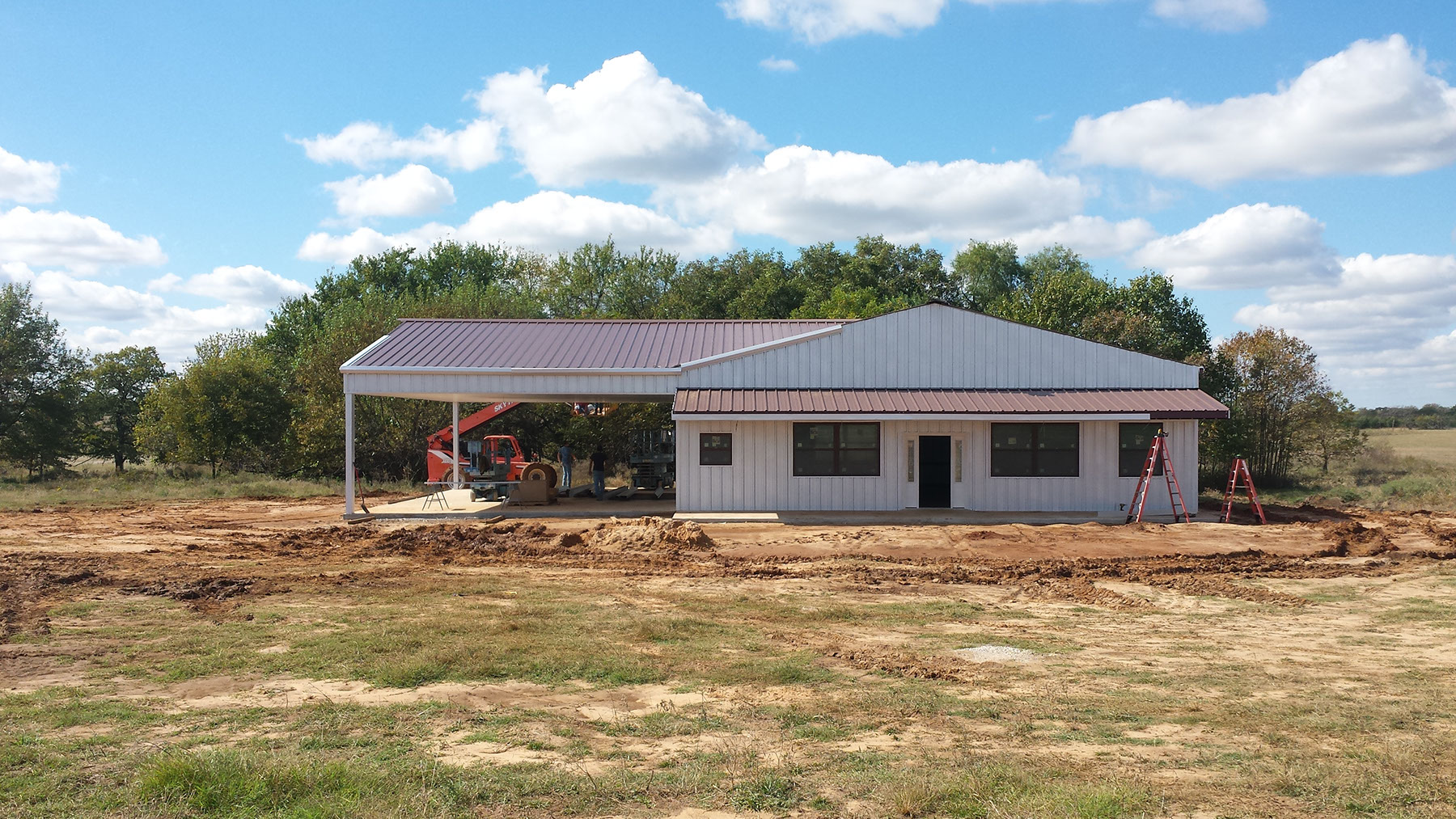 Circle K Steel Buildings Llc A Premier Steel Building
